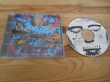 CD Metal Clawfinger-Deaf Dumb cieco (10) canzone WEA/MVG Rec