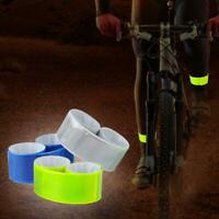 Night Reflective Tape Safety Stickers Safety Warning Self-Adhesive Reflector