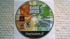 Band Hero (Sony PlayStation 2, 2009)