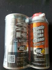 Bg 44k Fuel System Cleaner With Throttle Body & Intake Cleaner