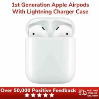 Apple AirPods 1st Gen Wireless Bluetooth Earphones Grade A- MMEF2AM/A Genuine