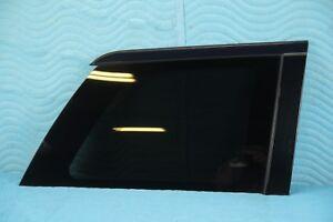 Mercedes GL450 Rear Driver Quarter Glass Window Capri Blue 359 2007-2012 OEM