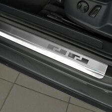 VW TIGUAN II since 2016 Car Door Sill Protector - steel [ 4pcs ]