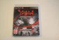 yaiba ninja gaiden z special edition ps3 ps 3 playstation  3 nuef sous blister
