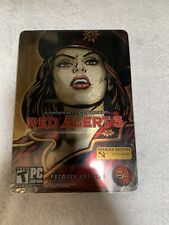 Command & Conquer: Red Alert 3 - Premier Edition (PC, 2008) w/ Poster