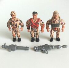 Military Muscle Men Soldiers O.S.F.T.M. Vintage 1993 - Desert Set 2