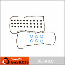 01-10 Chrysler Sebring 300 Dodge Stratus Intrepid 2.7L Dohc Valve Cover Gaskets