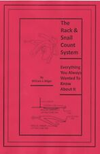 Rack & Snail Count System Completely Explained - How to PDF Book