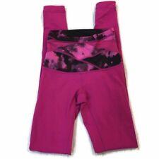 LULULEMON Wunder Under Hi- Rise Reversible legging. Raspberry. Size 2