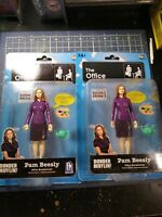 NEW The Office Pam Beesly Dunder Mifflin Action Figure
