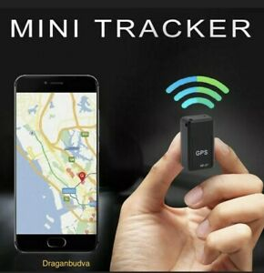 Magnetic Mini GPS Tracker Car Spy GSM GPRS Real Time Tracking Locator Device