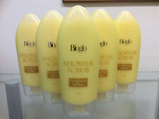 12 x Bioglo Shower Scrub 250g Bath Luxury Joblot Job Lot Nourishes Softens Honey