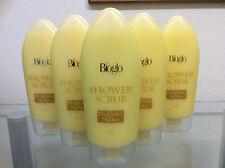 12 x Bioglo Shower Scrub 250g Bath Luxury Joblot Job Lot Nourishes Softens Honey