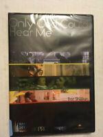NEW/SEALED DVD MOVIE - ONLY GOD COULD HEAR ME(MINSPEAK)