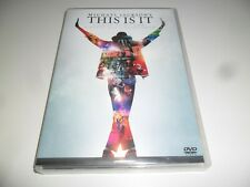 MICHAEL JACKSON THIS IS IT DVD COME NUOVO  2010 ORIGINALE RAR
