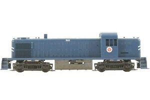 HO Roundhouse Missouri Pacific Alco RS-3 Diesel Locomotive, Complete Kit, Tested
