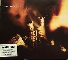 PEARL JAM  RIOT ACT CD BRAND NEW NOT SEALED