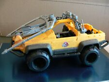 VINTAGE HASBRO 2000 JURASSIC PARK 3 JP3 - JEEP CAPTURE - TOY DINO CAR