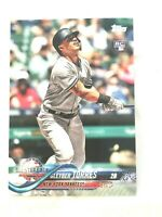 2018 Topps Update Gleyber Torres #US-99 Rookie RC New York Yankees