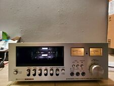 Vintage Pioneer Cassette Deck Ct-F2121