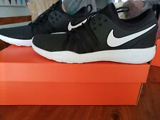 Women Nike Free TR 7 Athletic Shoes Black 904651 001 Size 9.5