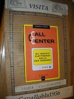 LIBRO - CALL CENTER - NEW ECONOMY - C. CUGUSI - FRILLI 2005 - C. NUOVO MA