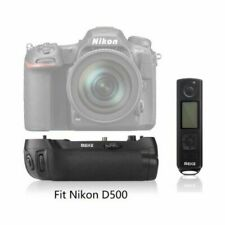 Meike MK-D500 Pro 2.4G LCD Wireless Remote Control Battery Grip For Nikon D500