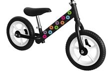 SET OF 20 DAISY FLOWER STICKERS car bike skateboard retro colors decal