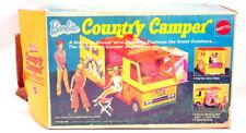 Vintage 1970 Mattel Barbie Country Camper Lot 161