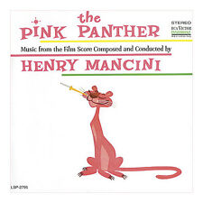RCA | Henry Mancini-THE PINK PANTHER 180g LP NUOVO