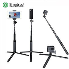 Smatree Extendable Handheld Selfie Stick for RICOH/GoPro Hero 6,5 Action Camera