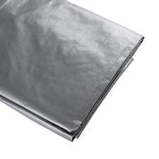 Ate Pro. Usa 96065 Heavy-Duty Tarpaulin, 15 by 15-Feet, Silver