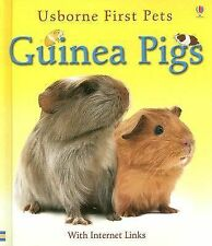 Guinea Pigs (Usborne First Pets) Paperback