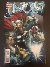 Nova 15 2014 1:50 Marvel Comic Retailer Incentive Variant Beta Ray Bill GOTG NM