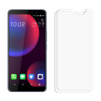 2 x HTC U11 Eyes Screen Protectors For Mobile Phone - Glossy Cover