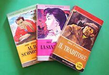 Lotto 3 Volumi - Ed. Mondadori - I libri del Pavone