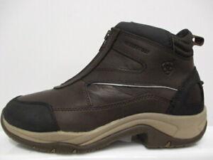 Ariat Telluride Zip H2O Ladies Yard Boots Ladies  UK 5.5 US 8 EUR 38.5 REF 3777*