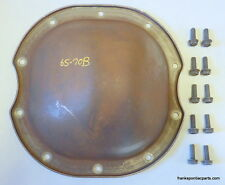 1965-70 Pontiac Differential Cover with Bolts Catalina Bonneville