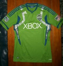 Adidas Xbox Seattle Sounders Fc Athletic soccer Jersey Mens Medium