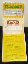 Vintage Betty Crocker Gold Medal Flour Recipe and Coupon Folding Strip, 1972