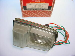 Park Turn Lamp Fits Hillman Husky & Minx NOS Lucas Brand  52502