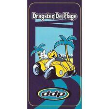 Serviette Drap de plage DDP Dragster de plage strandtuch beach towel coton