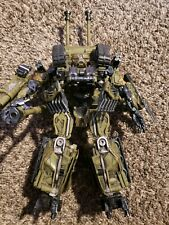 Detailed Custom Painted!!! Transformers Leader Class BRAWL 2007 Movie Decepticon