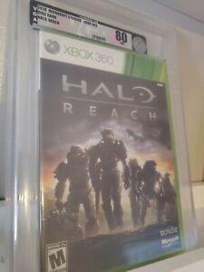Halo Reach VGA 80 NM First Print Black Label 2010