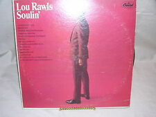 Lou Rawls Soulin'  Arranged and Conducted by H.B. Barnum T 2566