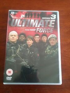 Ultimate Force Series 3 DVD