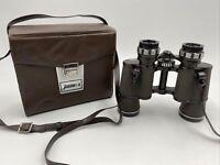 Vintage Jason Commander Model 143 Binoculars Carrying Case 7x35 Focus