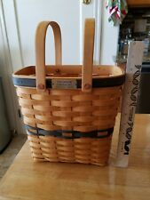 Longaberger 1998 Collectors Club Membership Basket