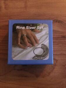Ring Sizer Set