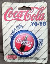 """RARE VINTAGE 1994 DUNCAN TOYS ALWAYS COCA COLA COKE 2.5"""" YO YO"""